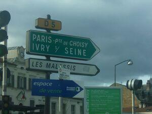 RN305 Vitry-sur-Seine