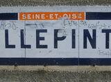 Carte de localisation des Panneaux Michelin de la Seine-Saint-Denis (93)