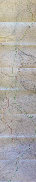 A71 Comparaison tracé neuf - ASP