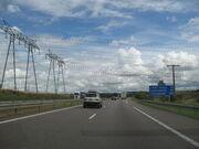 A 4 Metz vers Saint-Avold (3)