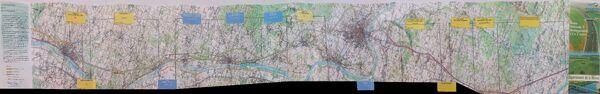 Tracé A77 1998 Cosne Tresnay