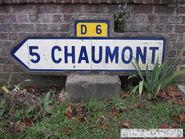 Plaque direction 60D006 - Enencourt-le-Sec-a