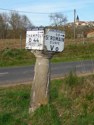 42 Saint Romain d'Urfé D44(a)