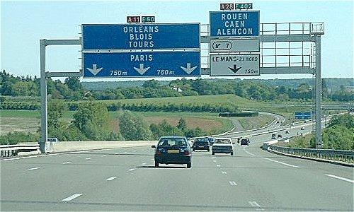 carte autoroute a11 sorties Autoroute française A11 | WikiSara | Fandom