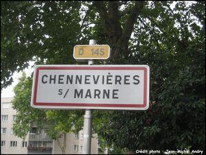 Chennevières-sur-Marne 94 - Jean-Michel Andry