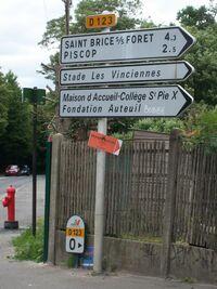 D123 95 Forêt-de-Montmorency