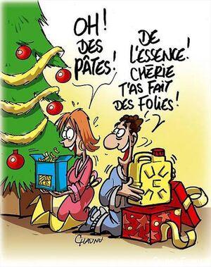 Noel-pouvoir d'achat