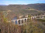 Viaduc Cize-Bolozon