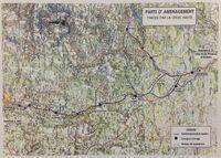 A51 Grenoble - Sisteron variante Col de la Croix Haute 1989