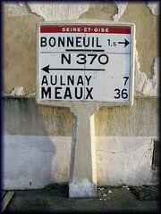 95 Gonesse N370 poteau3