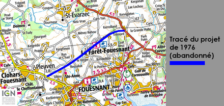 Fouesnant (29) 1976