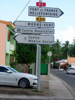 RN2 (972) - Le Carbet Bourg