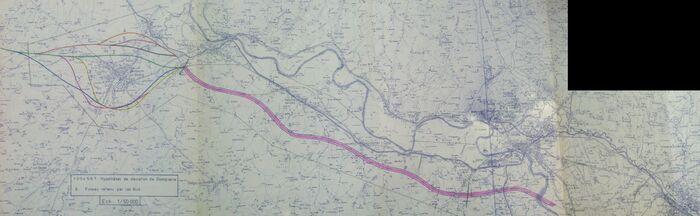 RCEA Section Dompierre - Digoin 1975 - 2