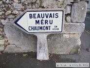 Poteau direction 60D005 - Villeneuve-les-Sablons-c