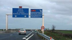 A813 Banneville-la-Campagne