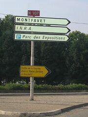 N107 - Montfavet