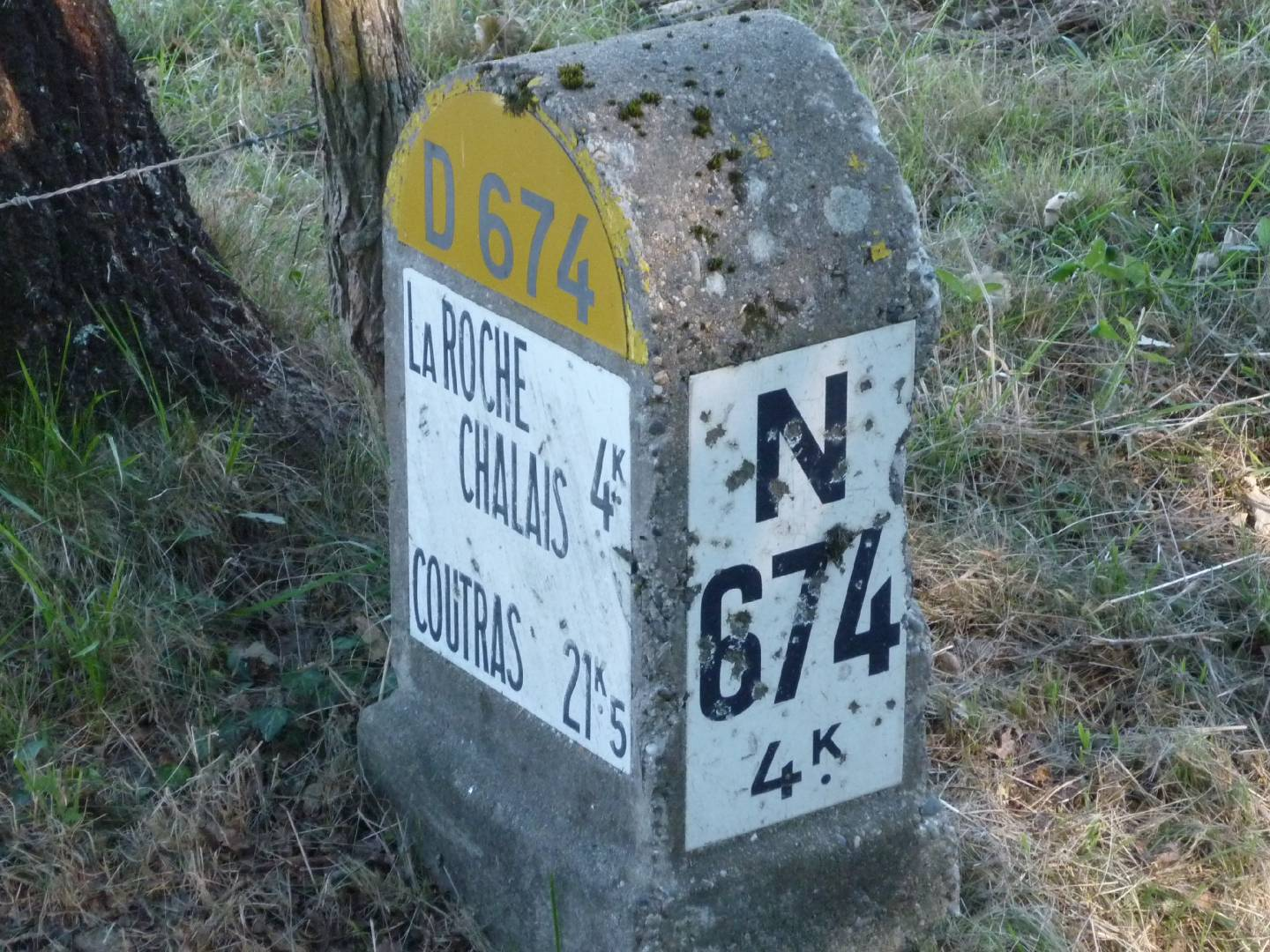 Route nationale 674