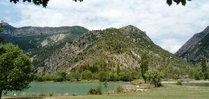 D61 (26) Lac de Cornillon-sur-l'Oule