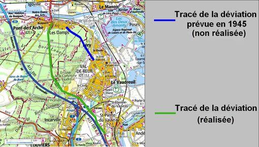 Déviation de Val de Reuil (27 Eure) modif