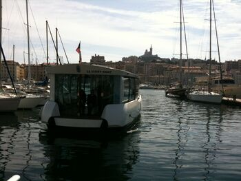 Ferry-Boat - Marseille