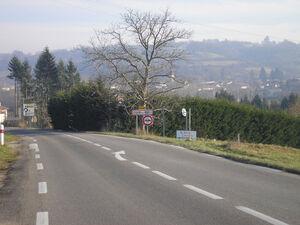 D538 Cour-et-Buis