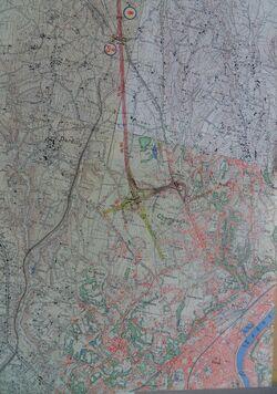 A6 Lyon 1958 Extrémité Sud