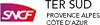 Logo TER Sud PACA