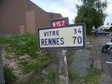 Route nationale française 157