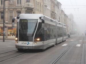 Tramway de Nancy - Ligne 1