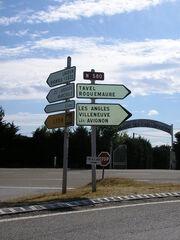 RN580 - Roquemaure