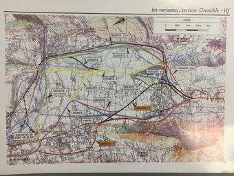 A51 Grenoble - Vif 1989