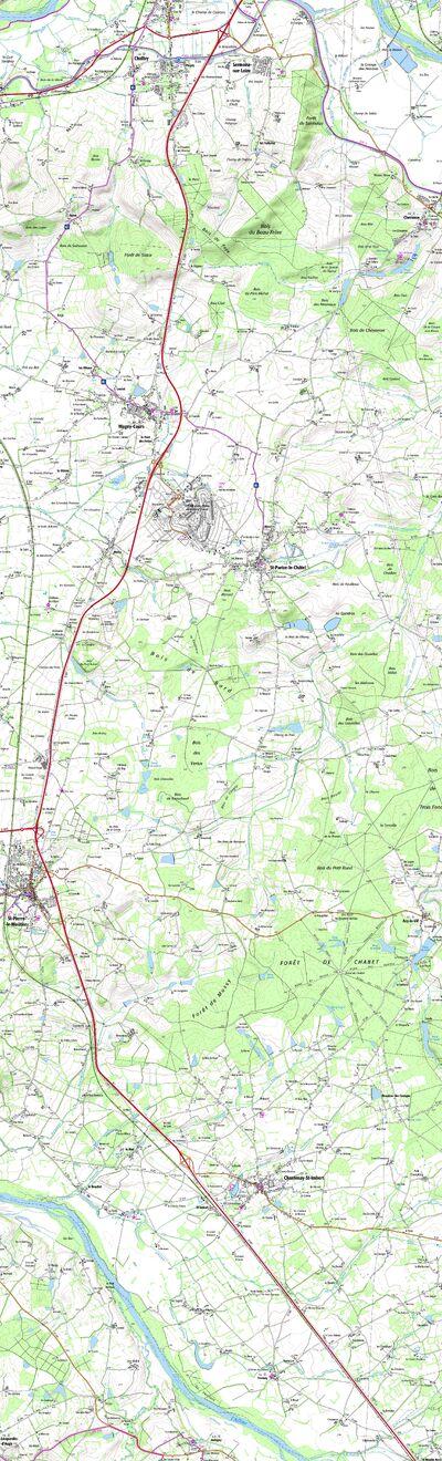 RN7 2x2 voies Nièvre