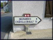 86 Dangé-St-Romain flèche N10