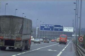 A4 Pont-de-Nogent