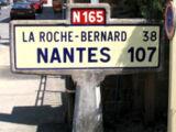 Route nationale française 165