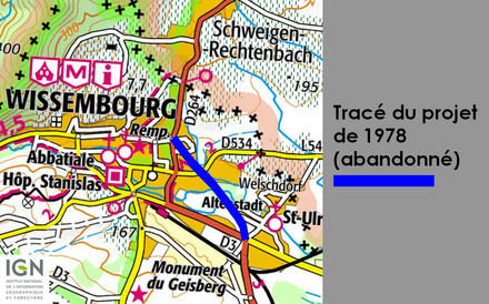 Wissembourg (67) 1978