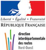 Logo DIR Nord Ouest