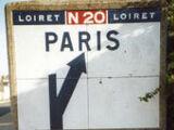 Route nationale française 20