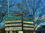 D274 à Vitry-sur-Seine