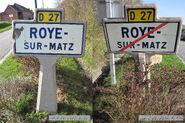 60D027 - Roye-sur-Matz