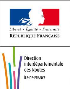 Logo DIR Ile-de-France