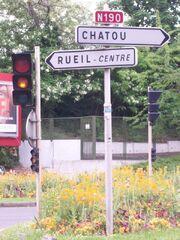 RN190 Rueil-Malmaison