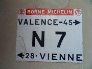 26 Saint Rambert d'Albon N7