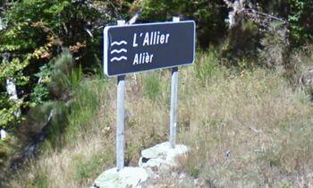 Allier (cours d'eau) - D6 (48)