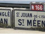 Route nationale française 166