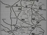 Route stratégique française