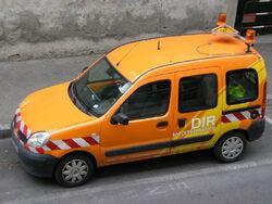 Dir Méditerranee - Vehicule
