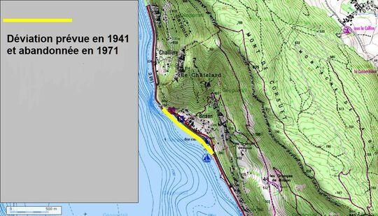 Déviation de Brison (73 Savoie) modif