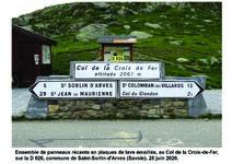 D 926 - Col de la Croix-de-Fer