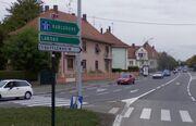 RN63 - Haguenau